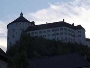 Ob Fürst Balthasar auch die Festung bewohnt hat?