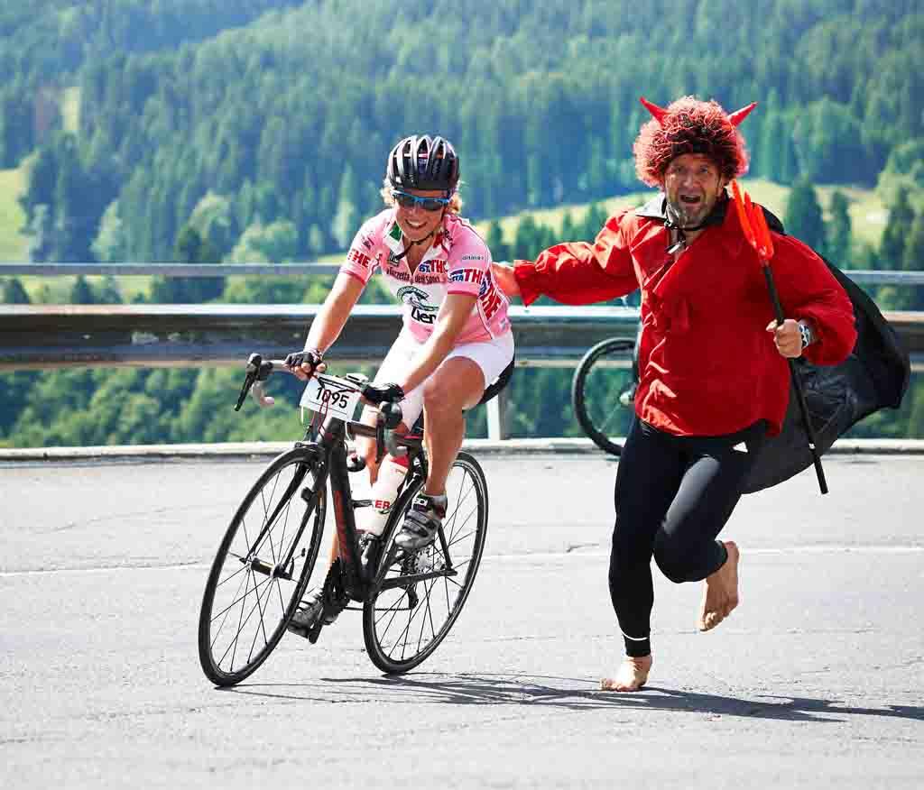 """Fahren auf """"Teufel komm raus!"""" ... (c) Osttirol.com"""